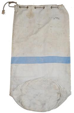 RAF kit bag with scarce lock