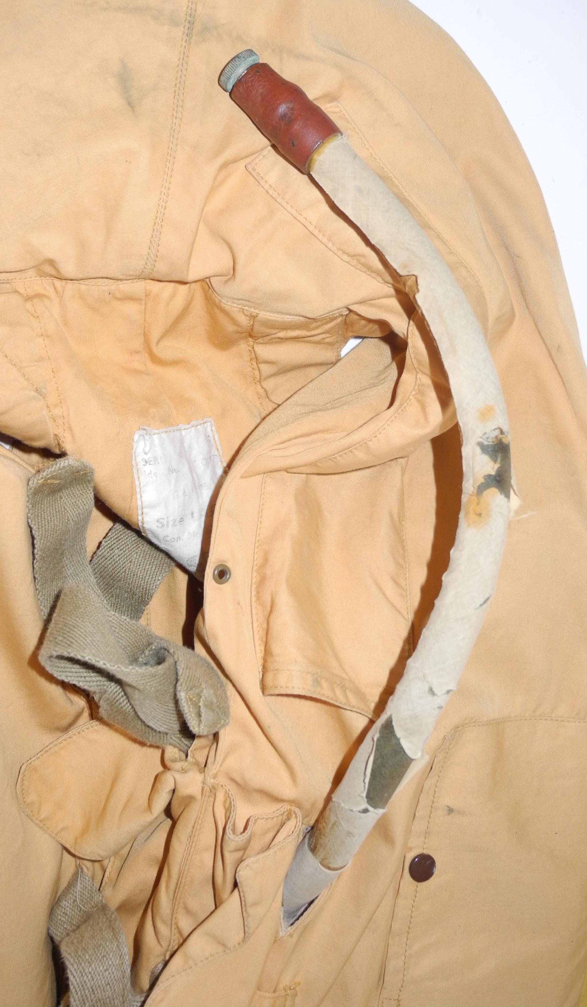 DRAF 1941 pattern life vest + stole