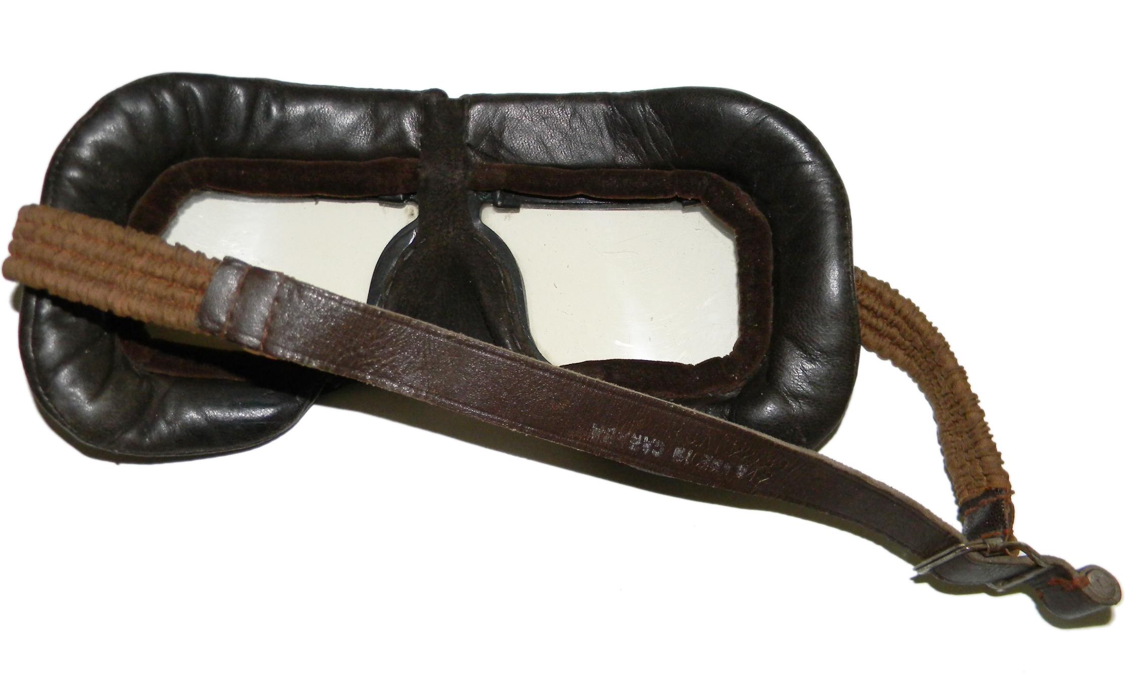 RCAF Mk III flying goggles