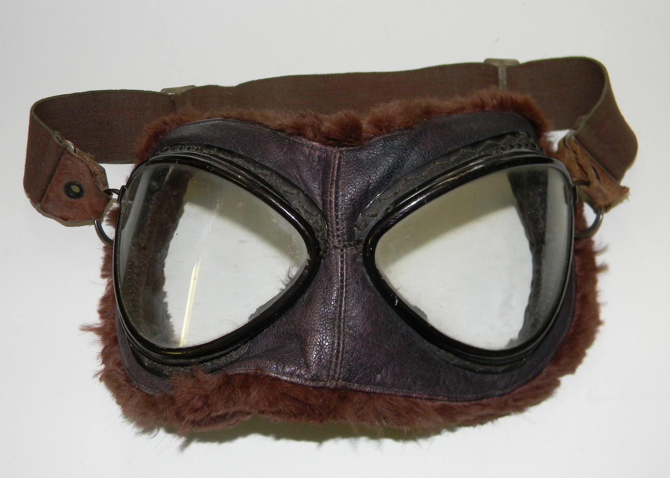 Japanese Navy goggle mask