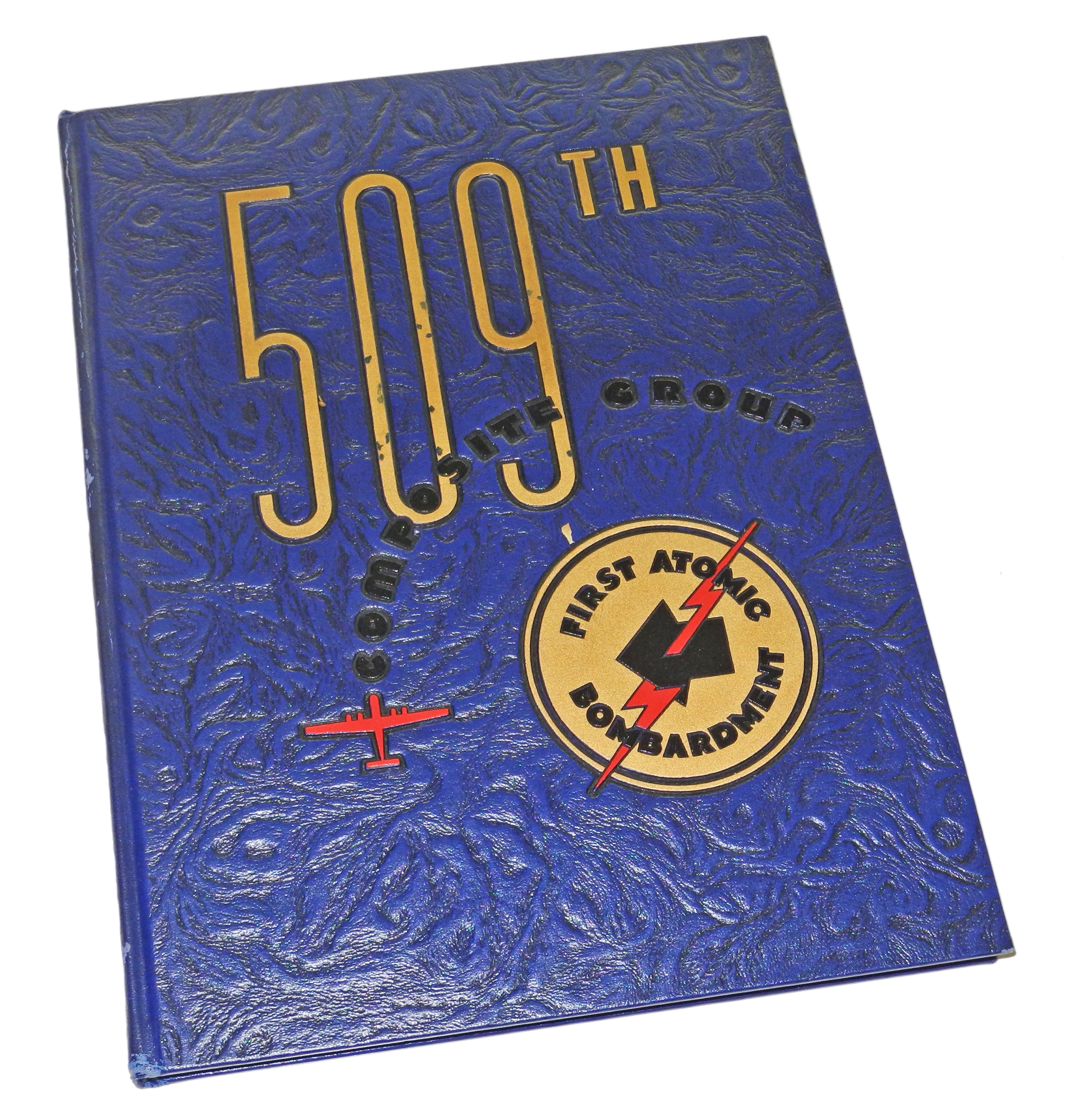 AAF 509th Unit History