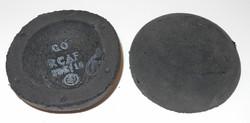RCAF B helmet sponge pads
