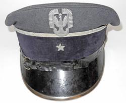 WWII era Polish NCO's service dress cap