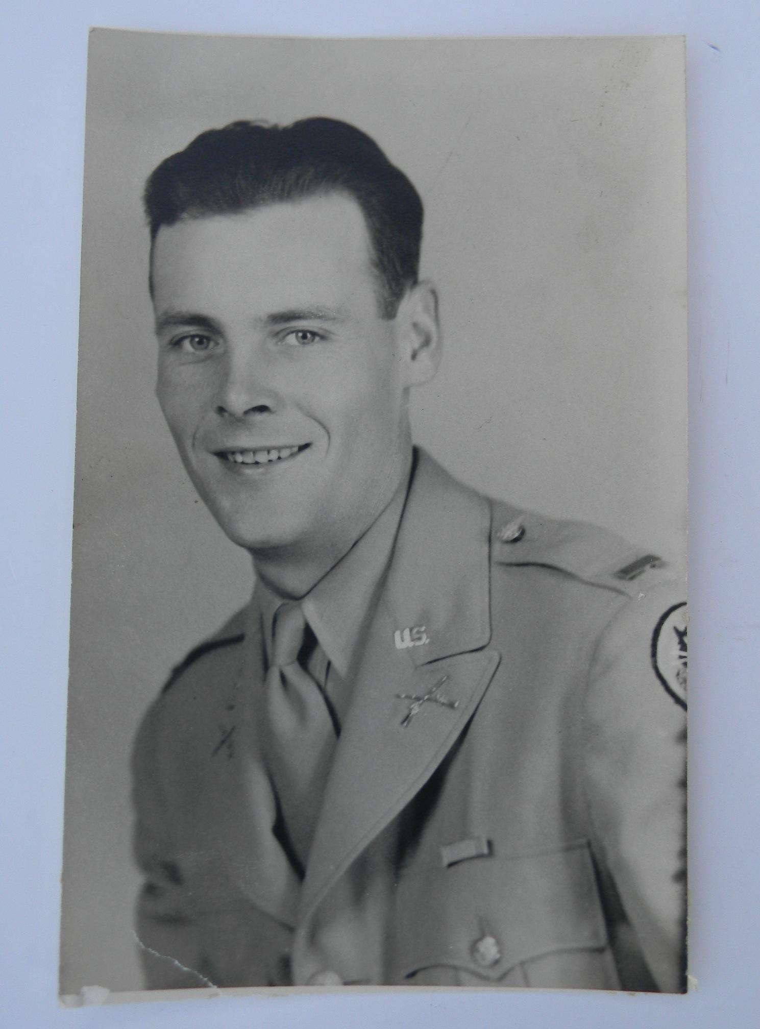 Lr. Terrill USMC fighter ace