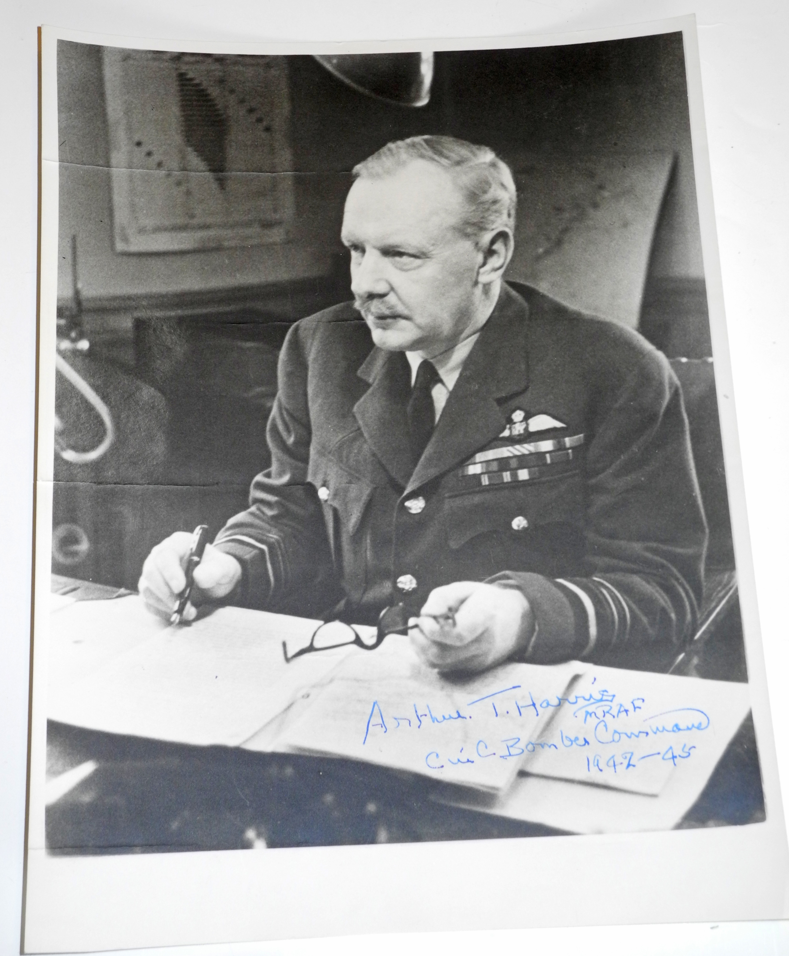 RAF Sir Arthur Harris