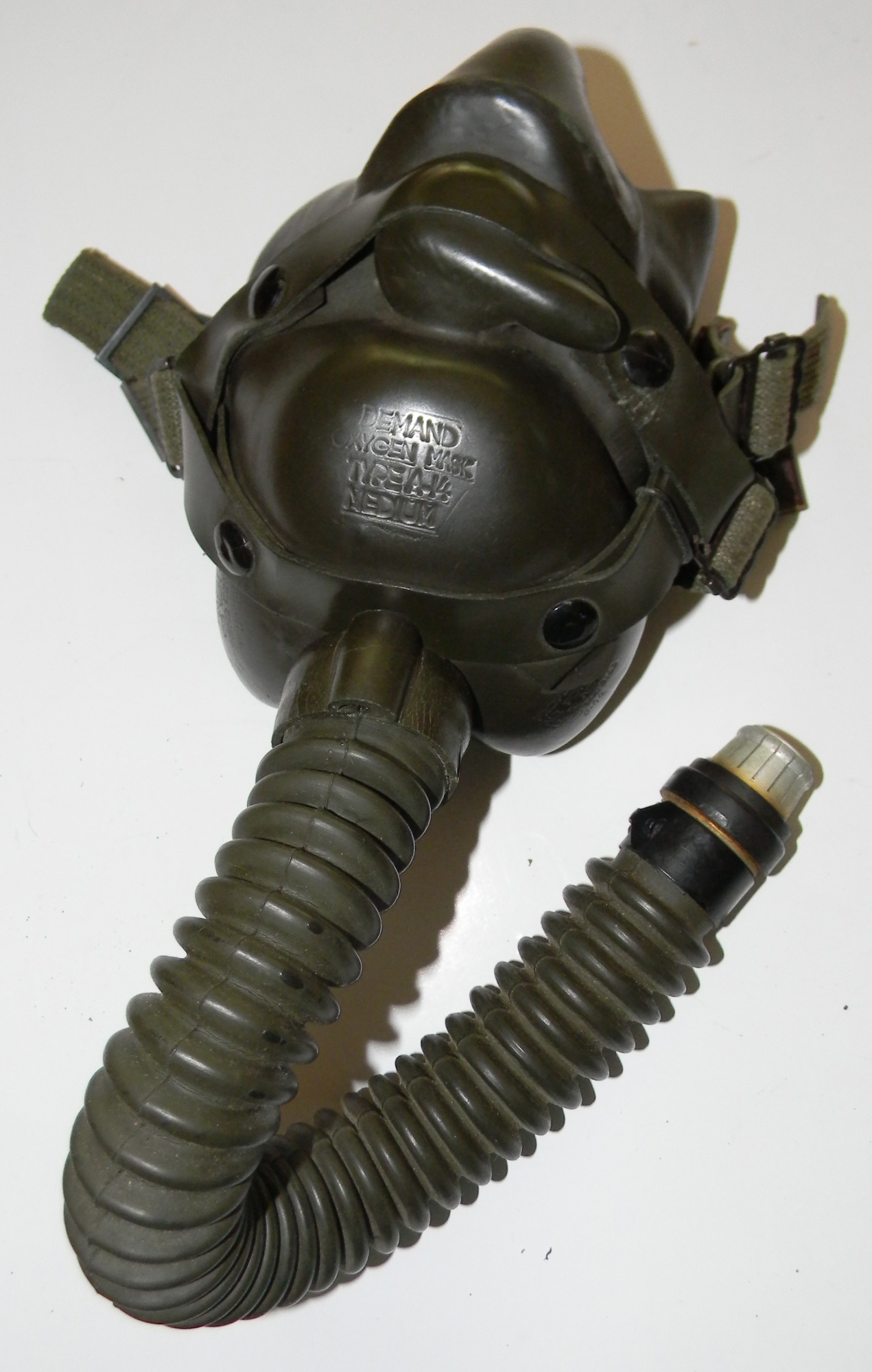 AAF A-14 oxygen mask 5/44