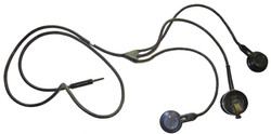 USN radio headset with TH-37 receivers