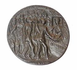 "RMS Lusitania ""commemorative"" medal"