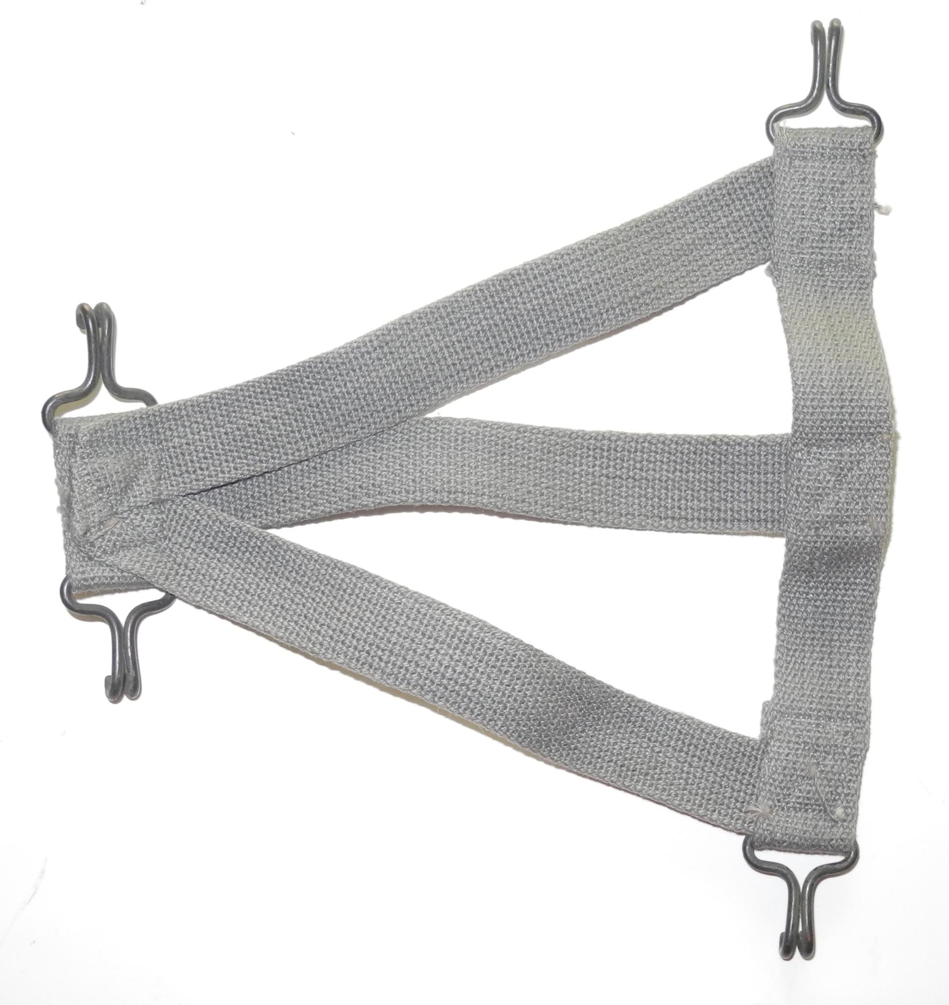 AAF Juliet strap for A-9 oxygen mask