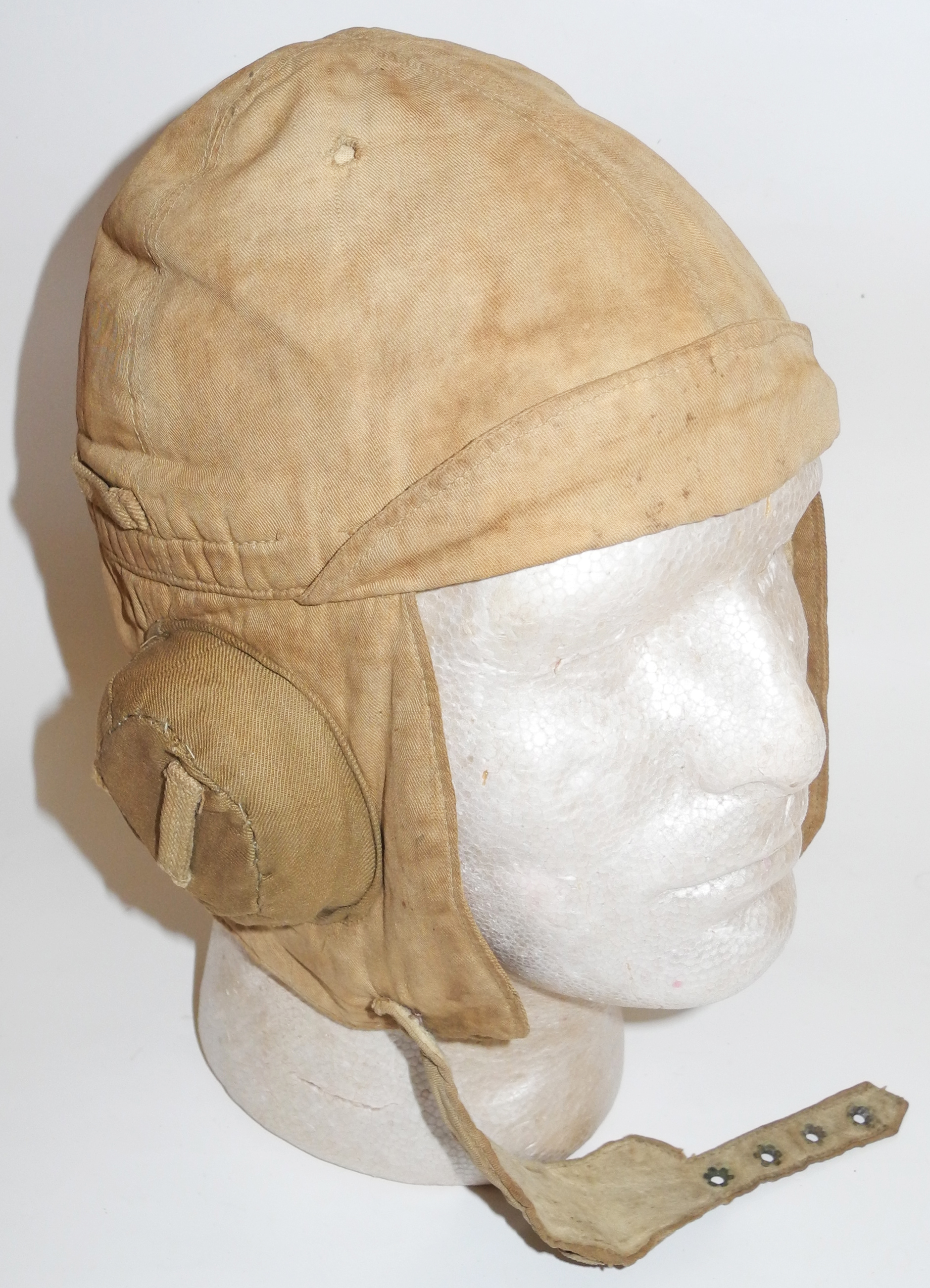 Royal Flying Corps summer W/T Flying Cap