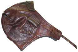 Inter War flying helmet