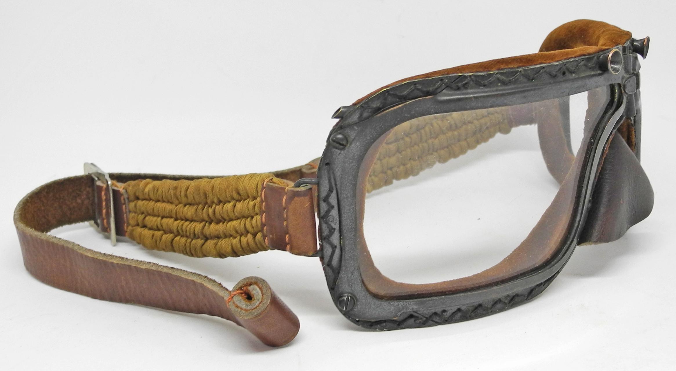RAF Mk IIIa Flying Goggles dated 1939