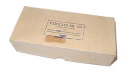 Boxed WWII RAF Mk VIII goggles