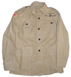 RAF 1945 dated bush jacket