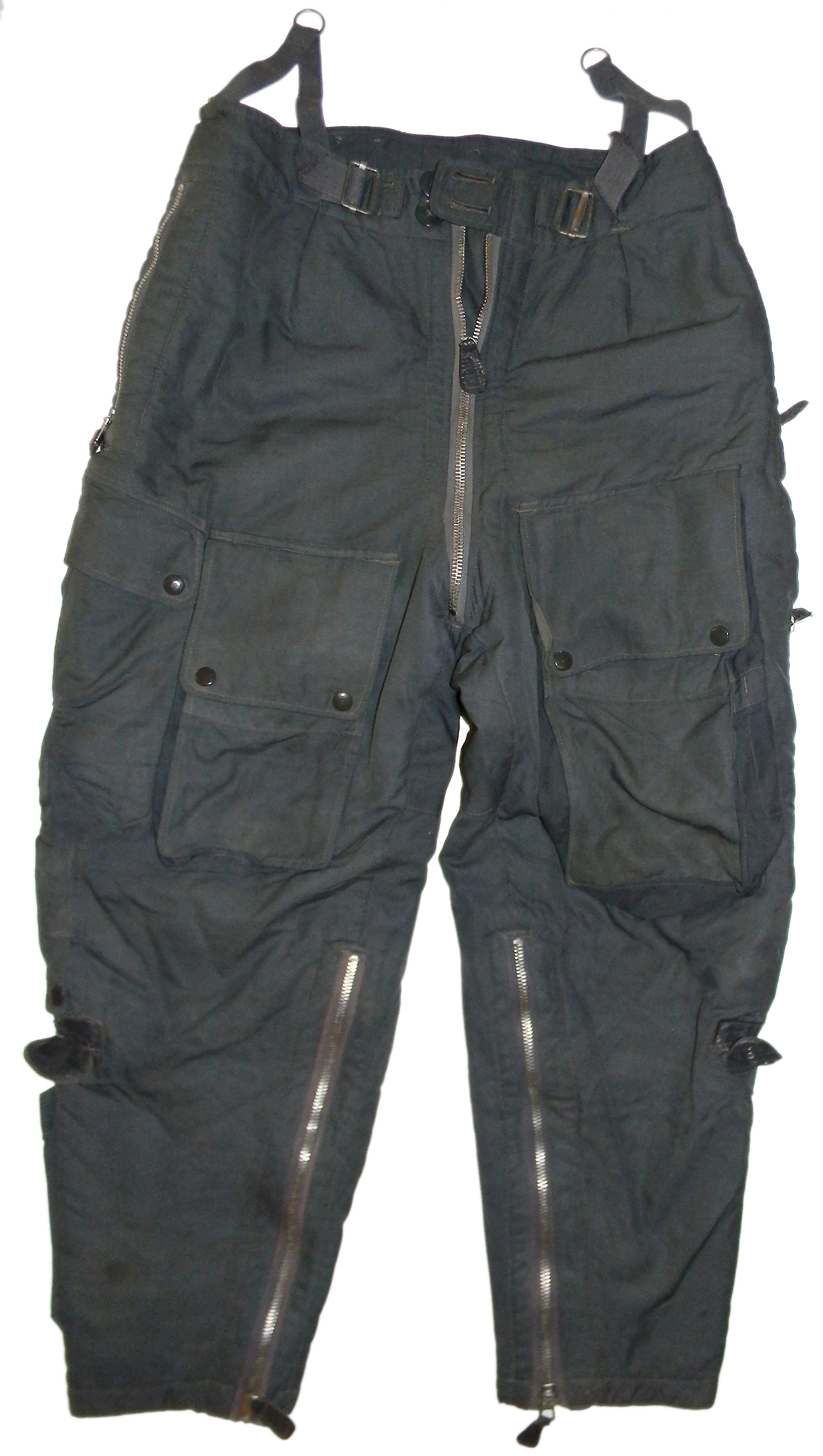 LW Electric-wired Channel trousers