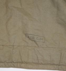 RAF 1932 patt. green Mae West rN5442