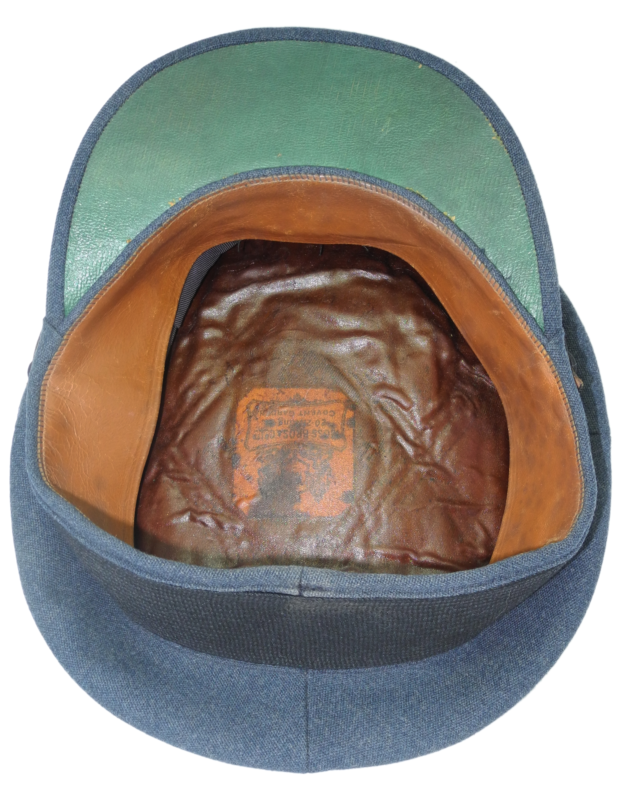RAF officers cap by Moss Bros