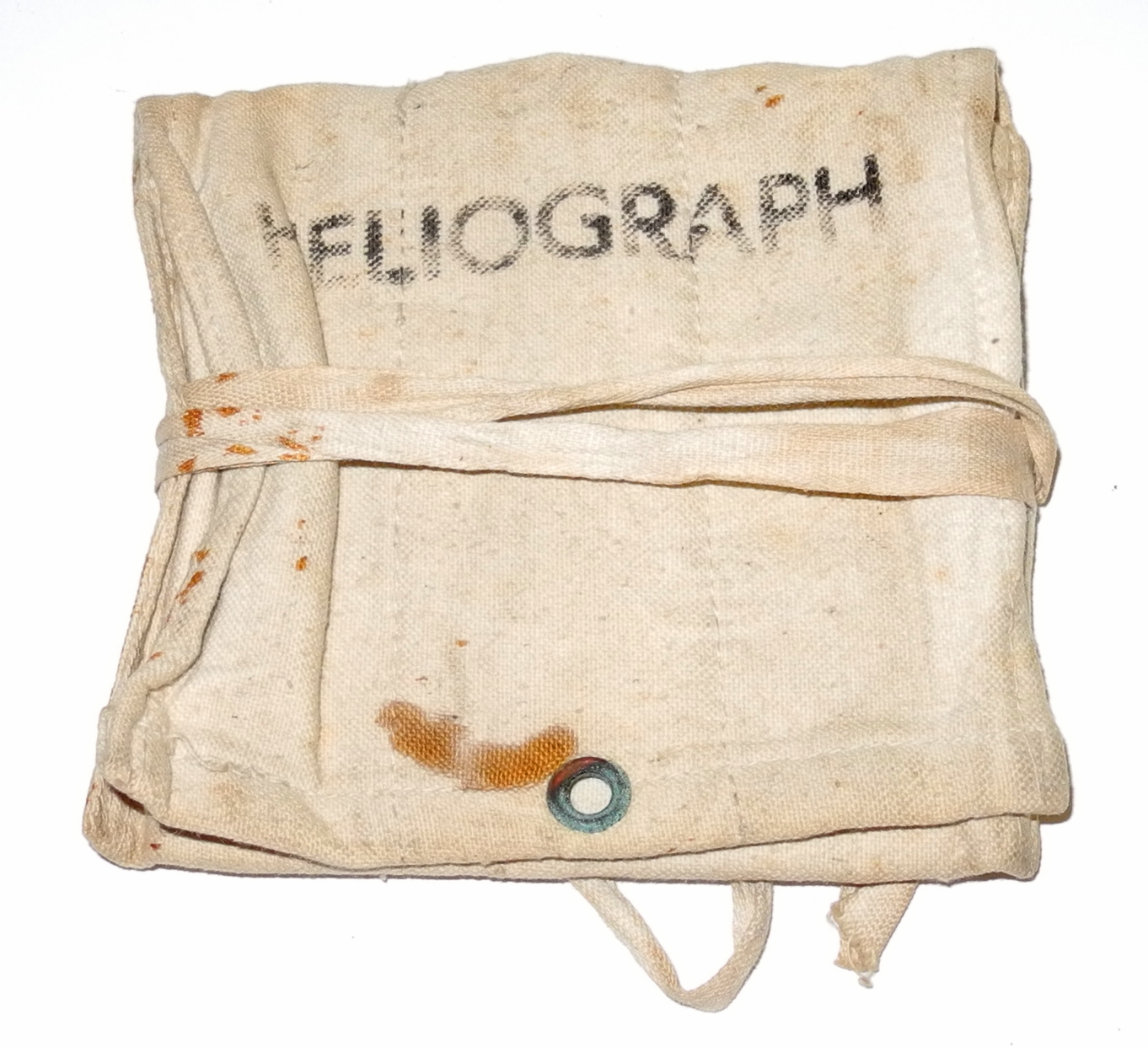 RAF large size heliograph for dinghy