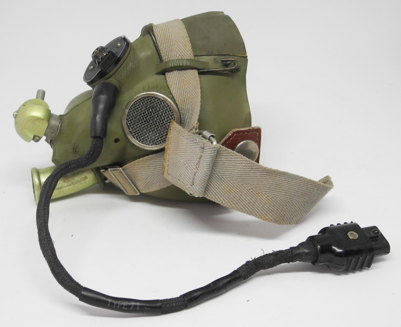 RAF Type J Pressure breathing oxygen mask