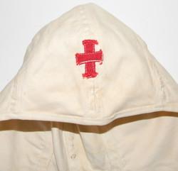 WWII USN deck crew / flying helmet