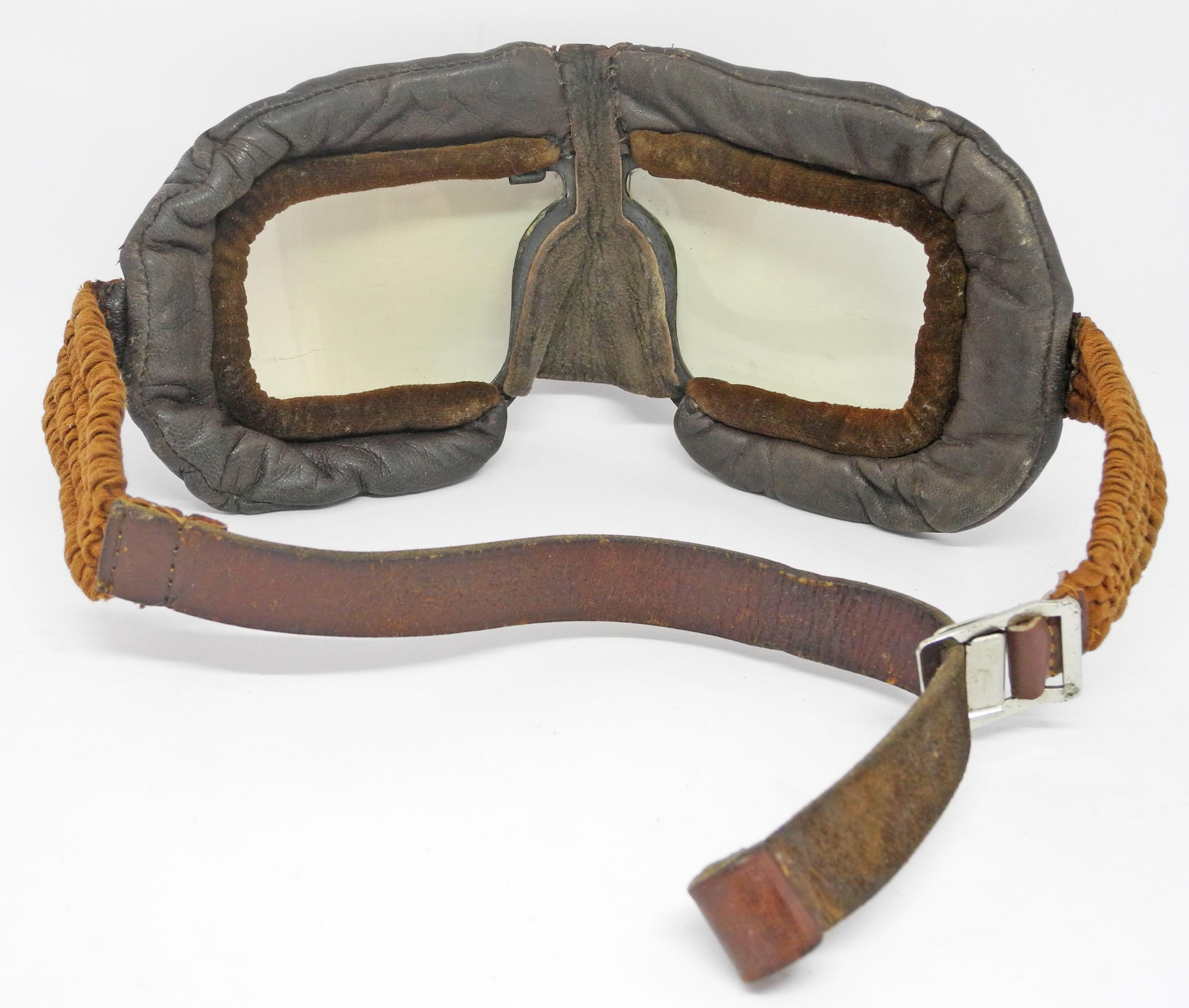 RAF Mk III goggles