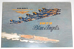 Blue Angels autographed items