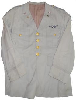 AAF Italian made silk uniform