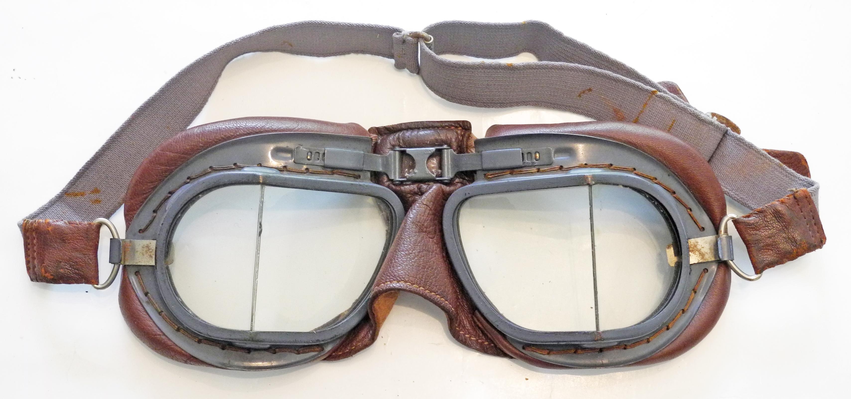 RAF WWII Mk VIII goggles