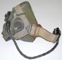 RAF Type H oxygen mask, 1954 datedDSCN0583