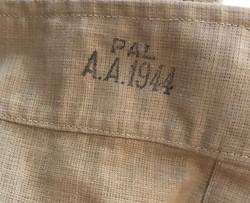 RAAF Bush Shirt converted to BD