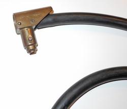 RAF D Mask Tube / Connector
