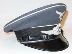 Luftwaffe enlisted man's visor cap for the esteemed Hermann Göring Regiment