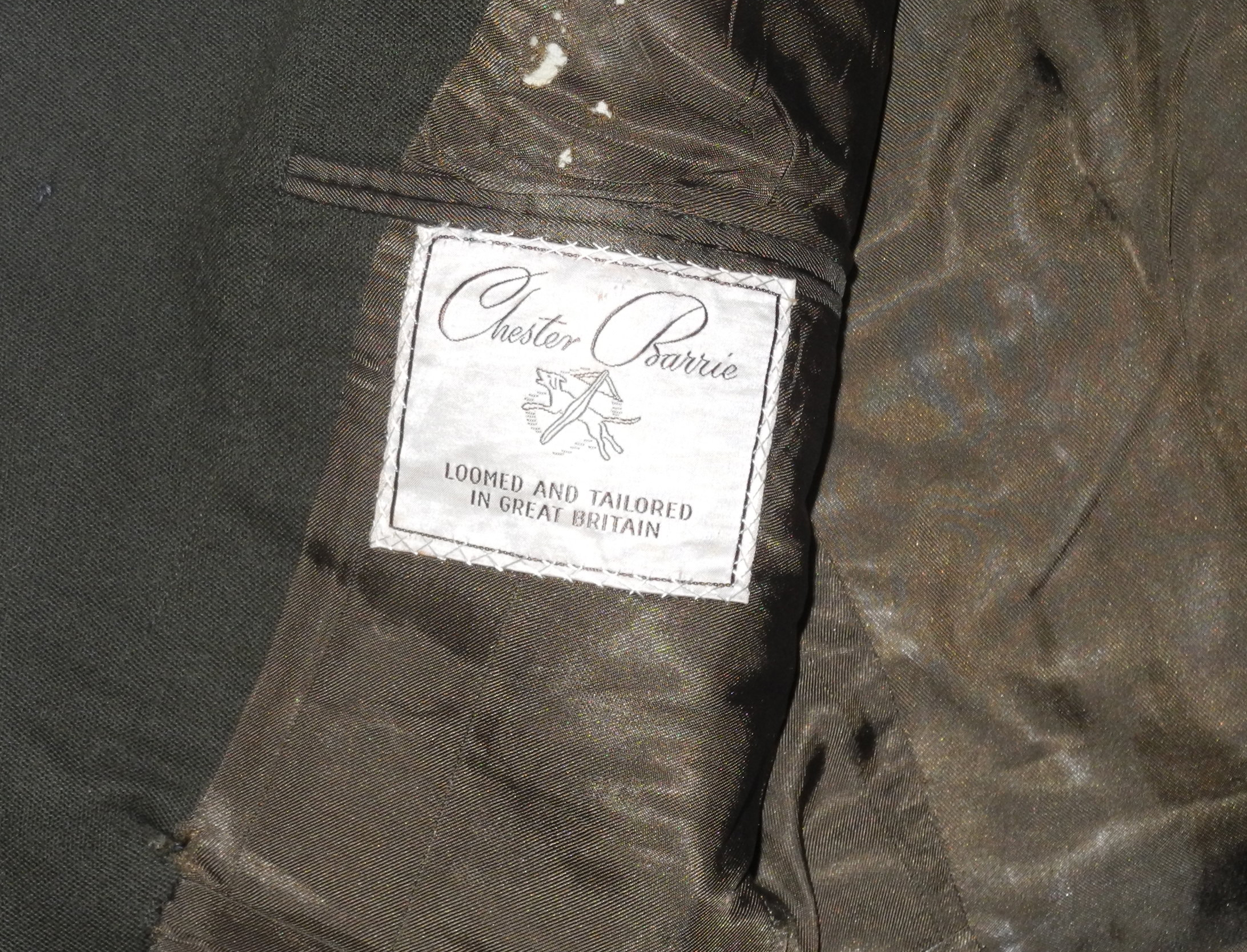 AAF Officer's British made custom Ike jacket