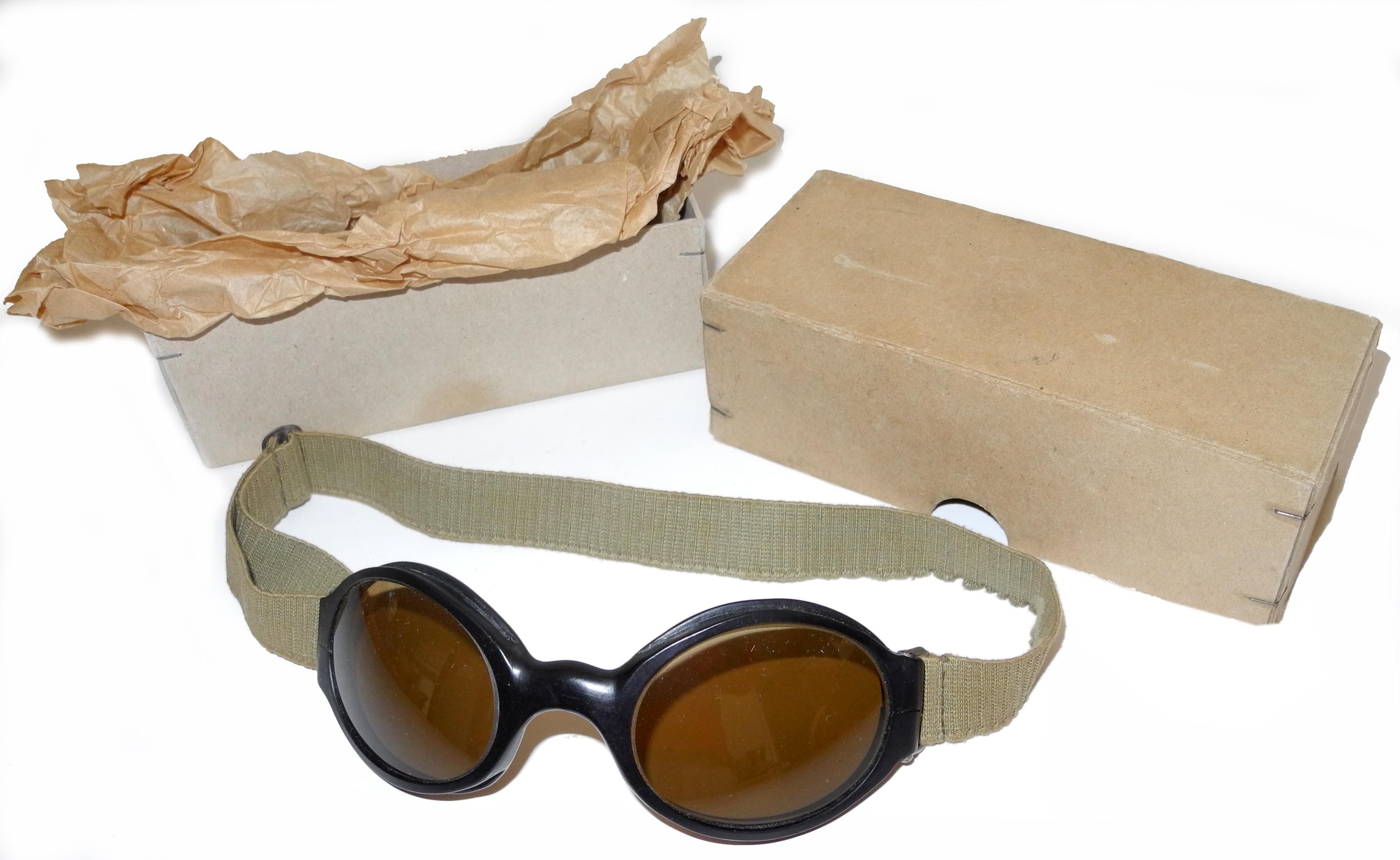 Nitsche & Gunther goggles