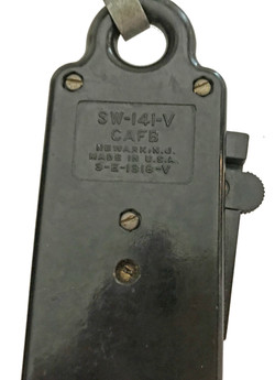 AAF Push to Talk switch assembly