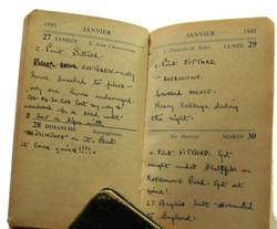 WWII British Para grouping
