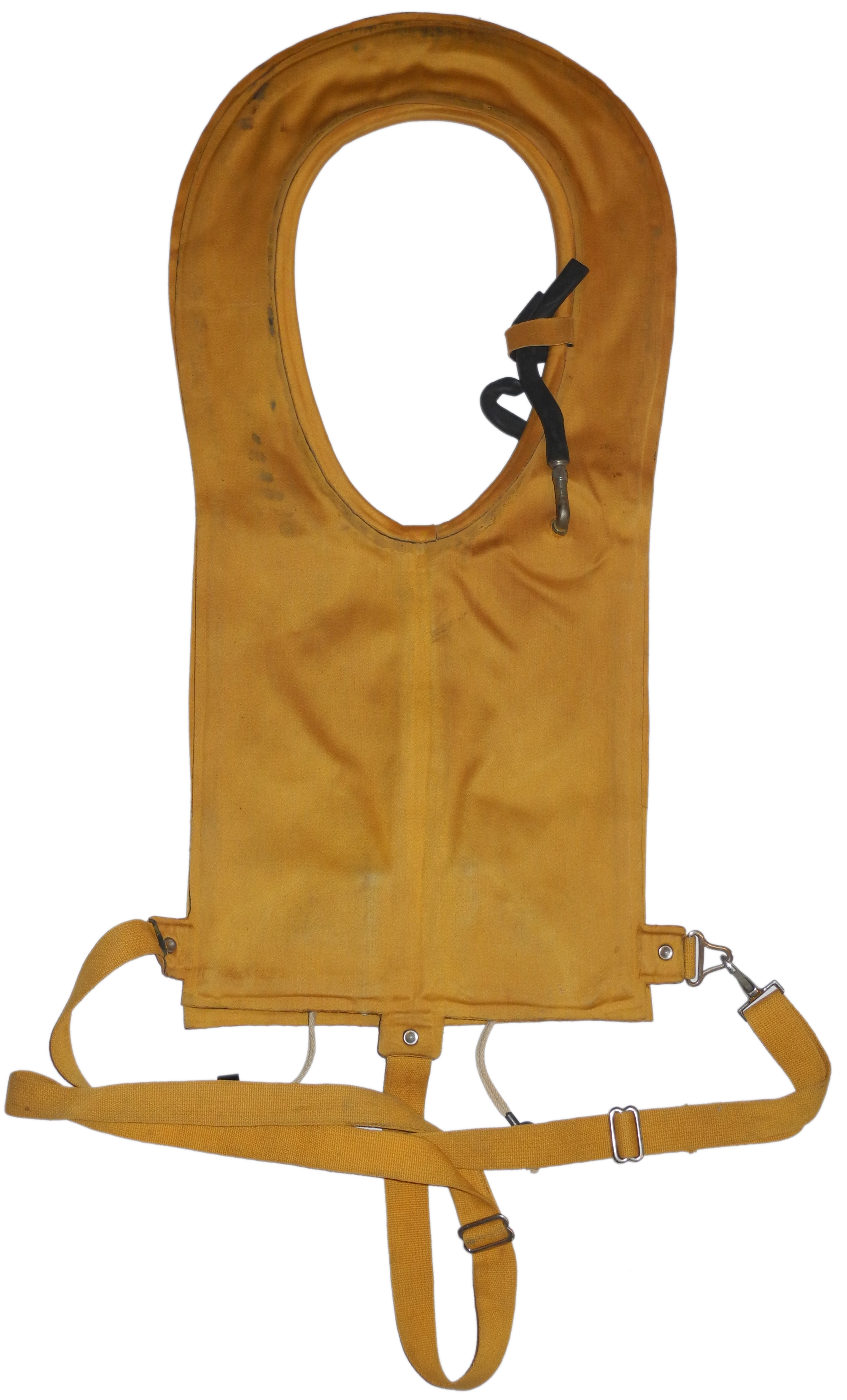 AAF B-4 life vest EARLY productionN6185