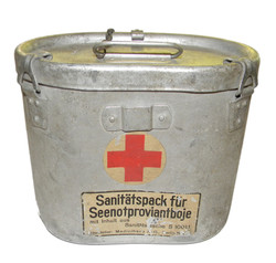 LW First Aid kit for rescue buoy