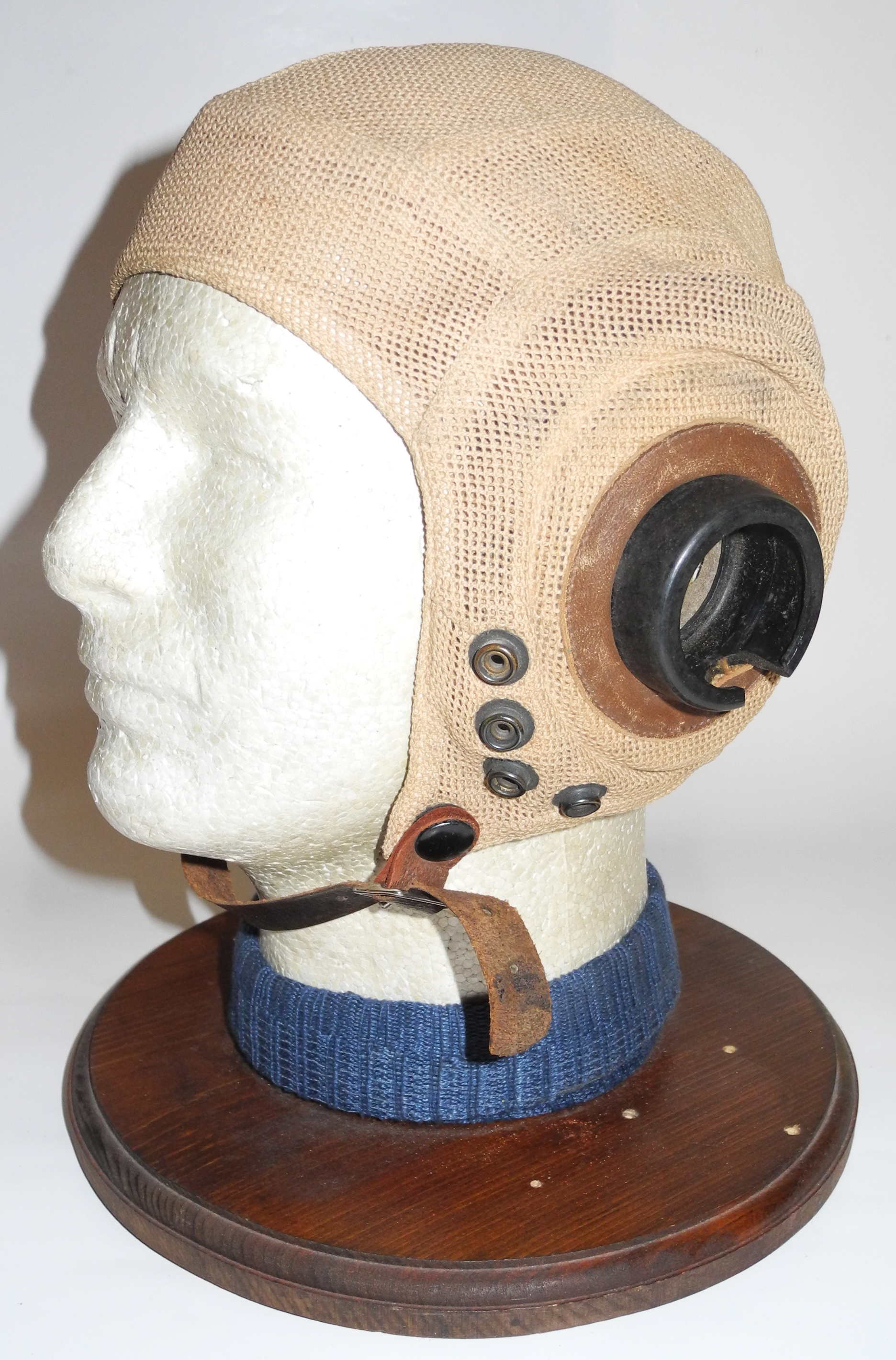 RCAF Mesh Flying Helmet