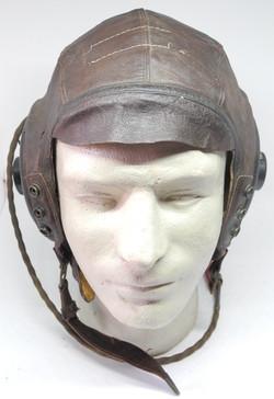 AAF A-11 flying helmet, wired