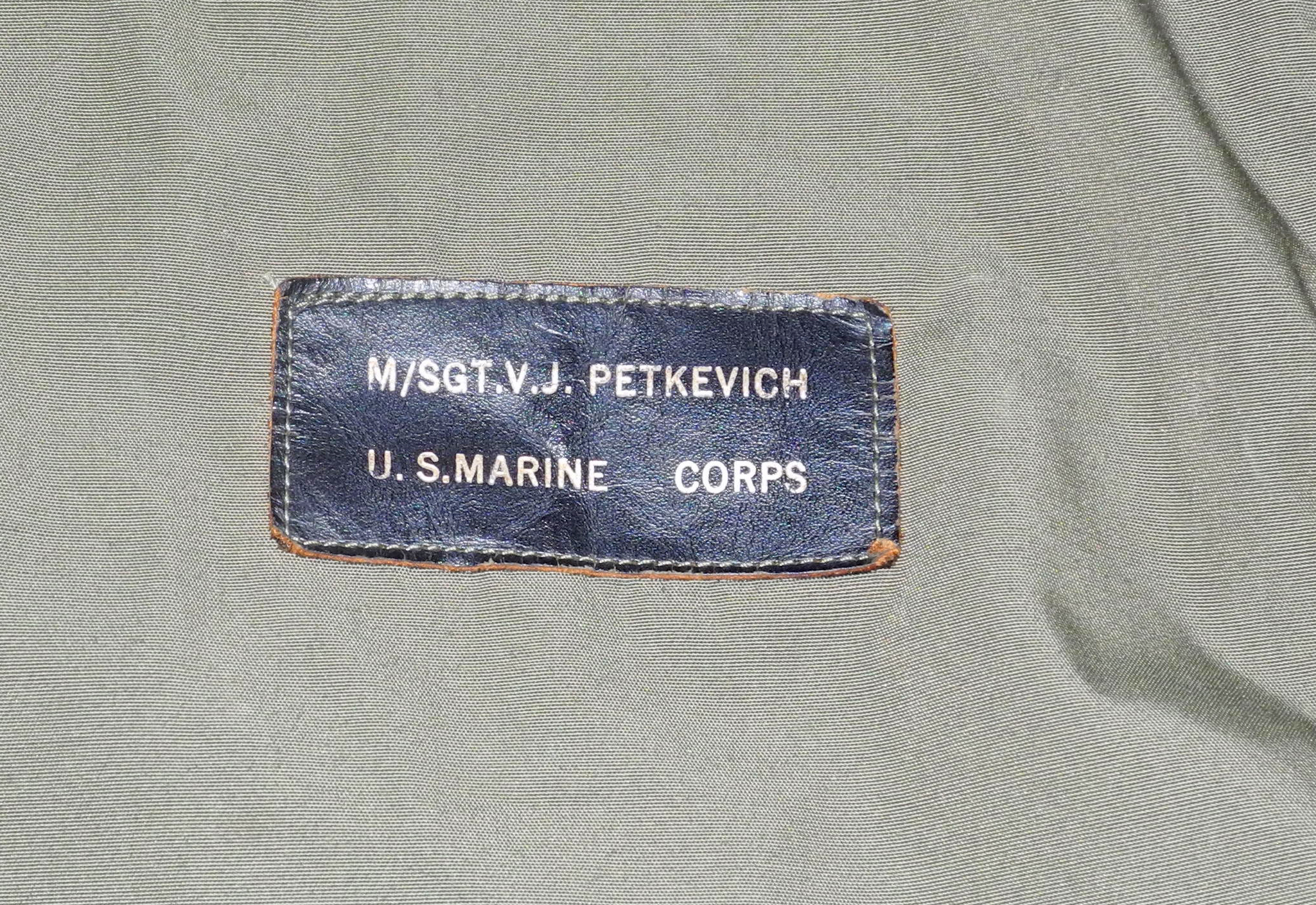USMC Uniform / Flight Suit bag