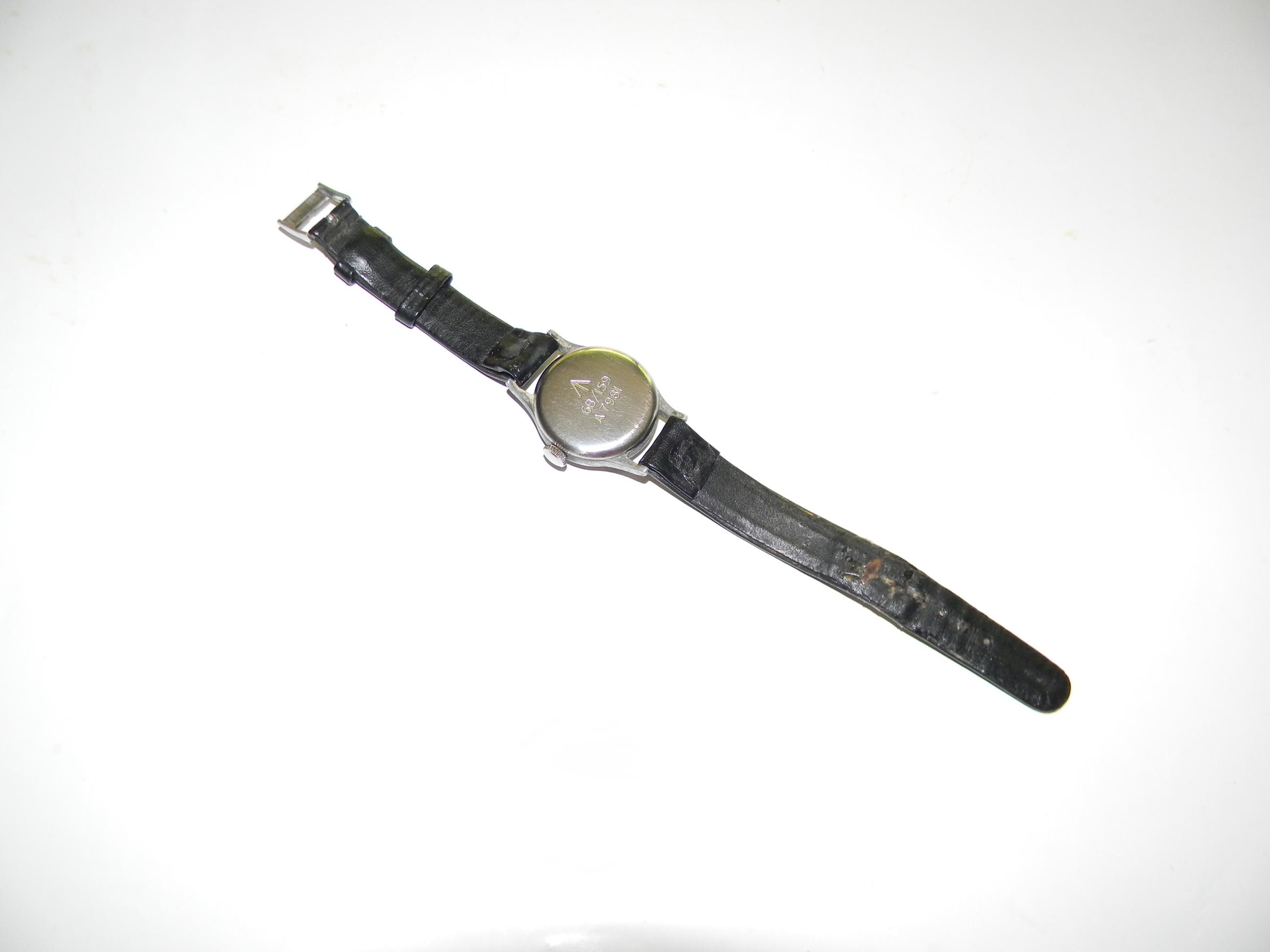 RAF Mk VII pilot's  watch 6B/159
