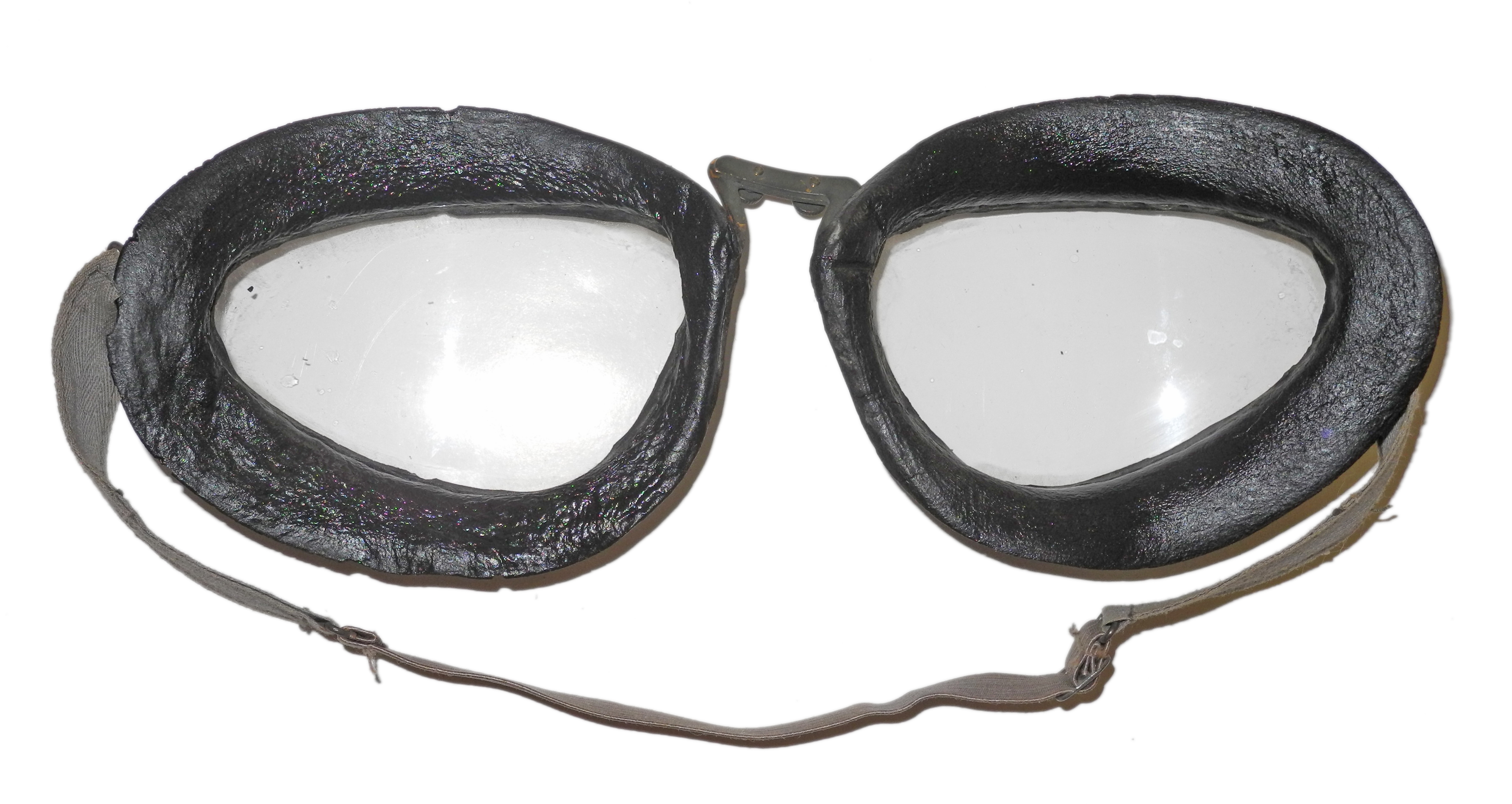 LW Model 306 goggles, field modified