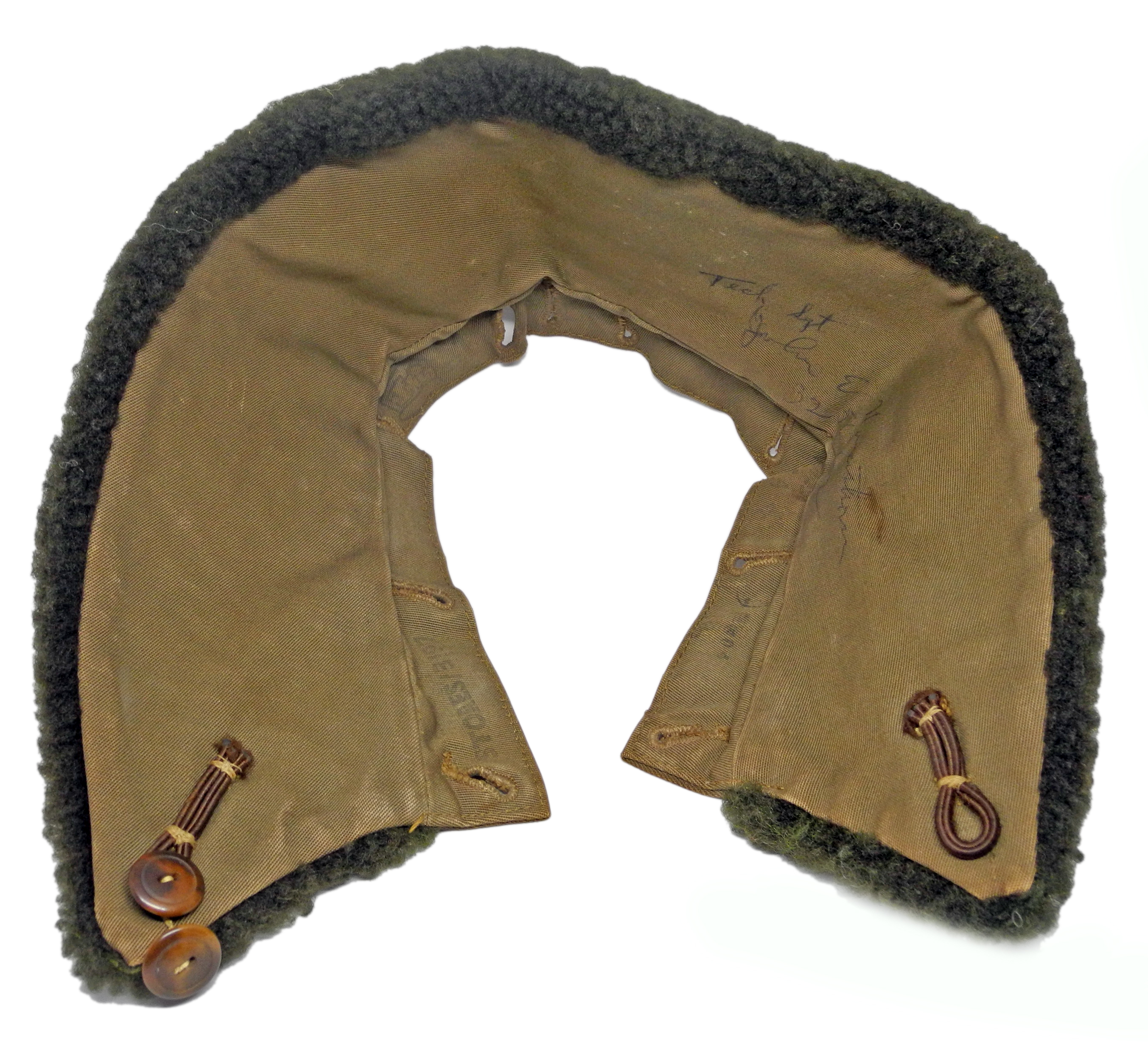 RAF 1940 pattern Sidcot collar