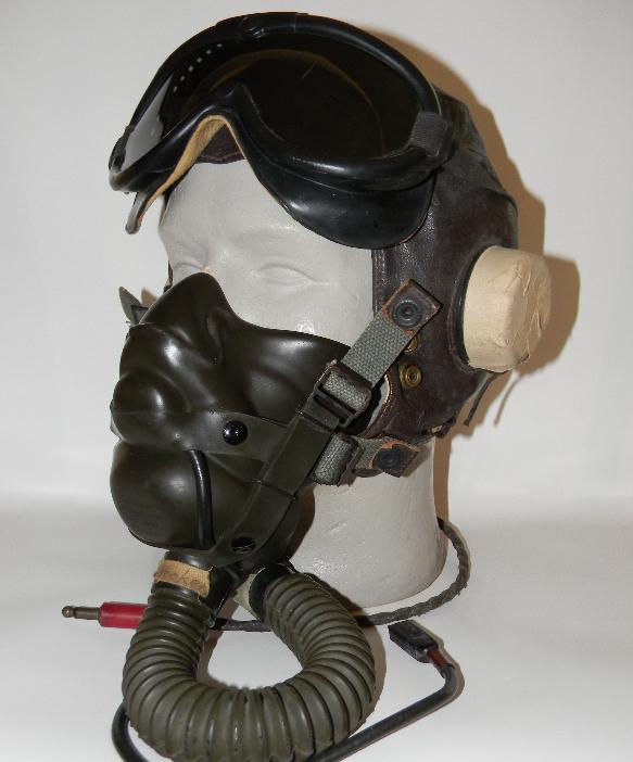 AAF C type + A-14 mask