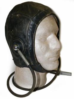 WWII New Zealand flying helmet