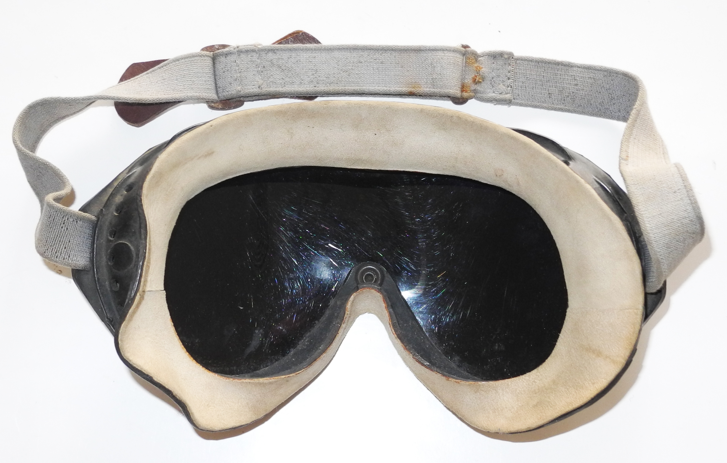 RAF Instrument Flying Training Goggles