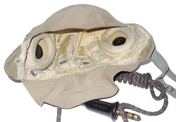 RAF Type D wired helmet