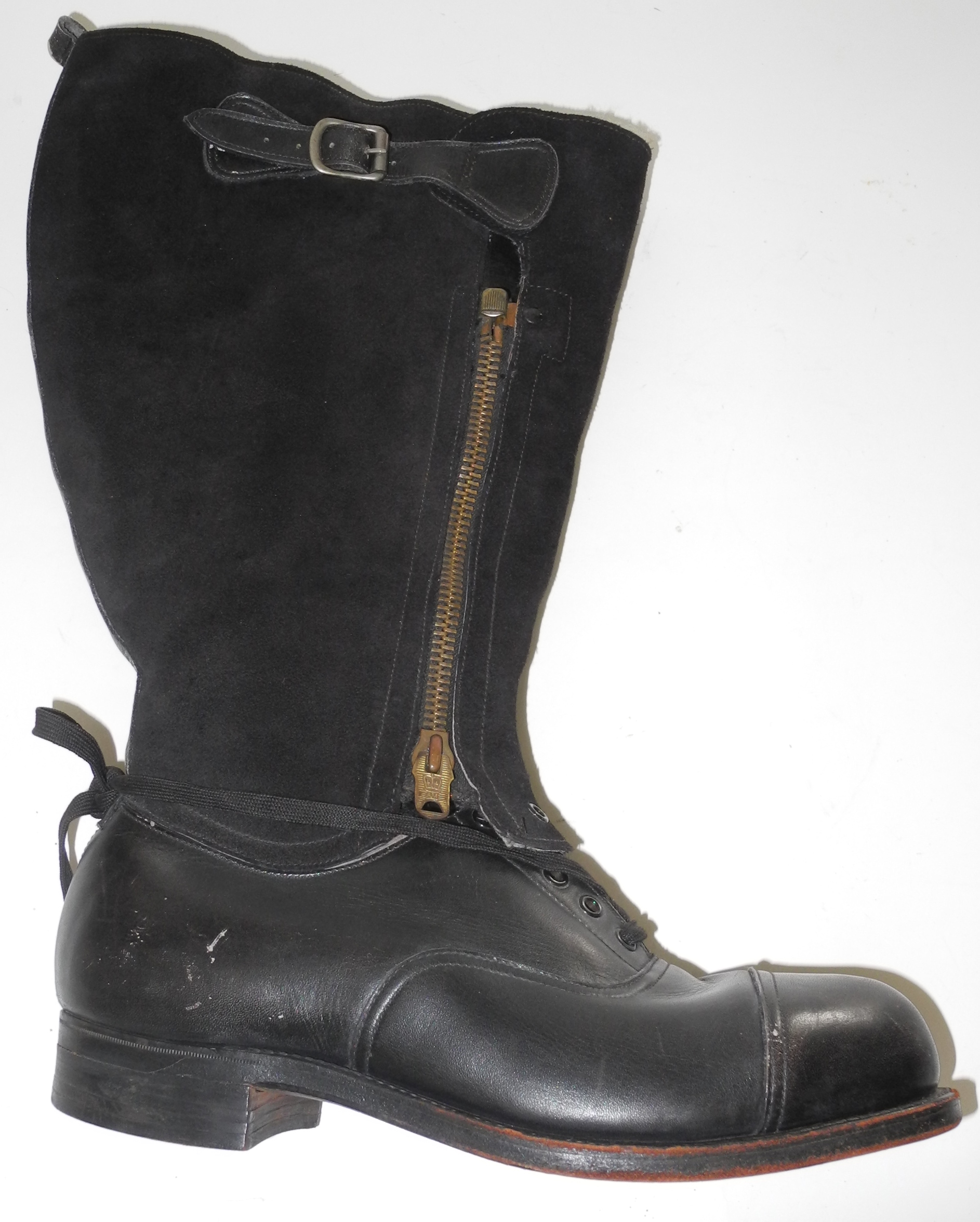 RAF 1943 pattern escape boots
