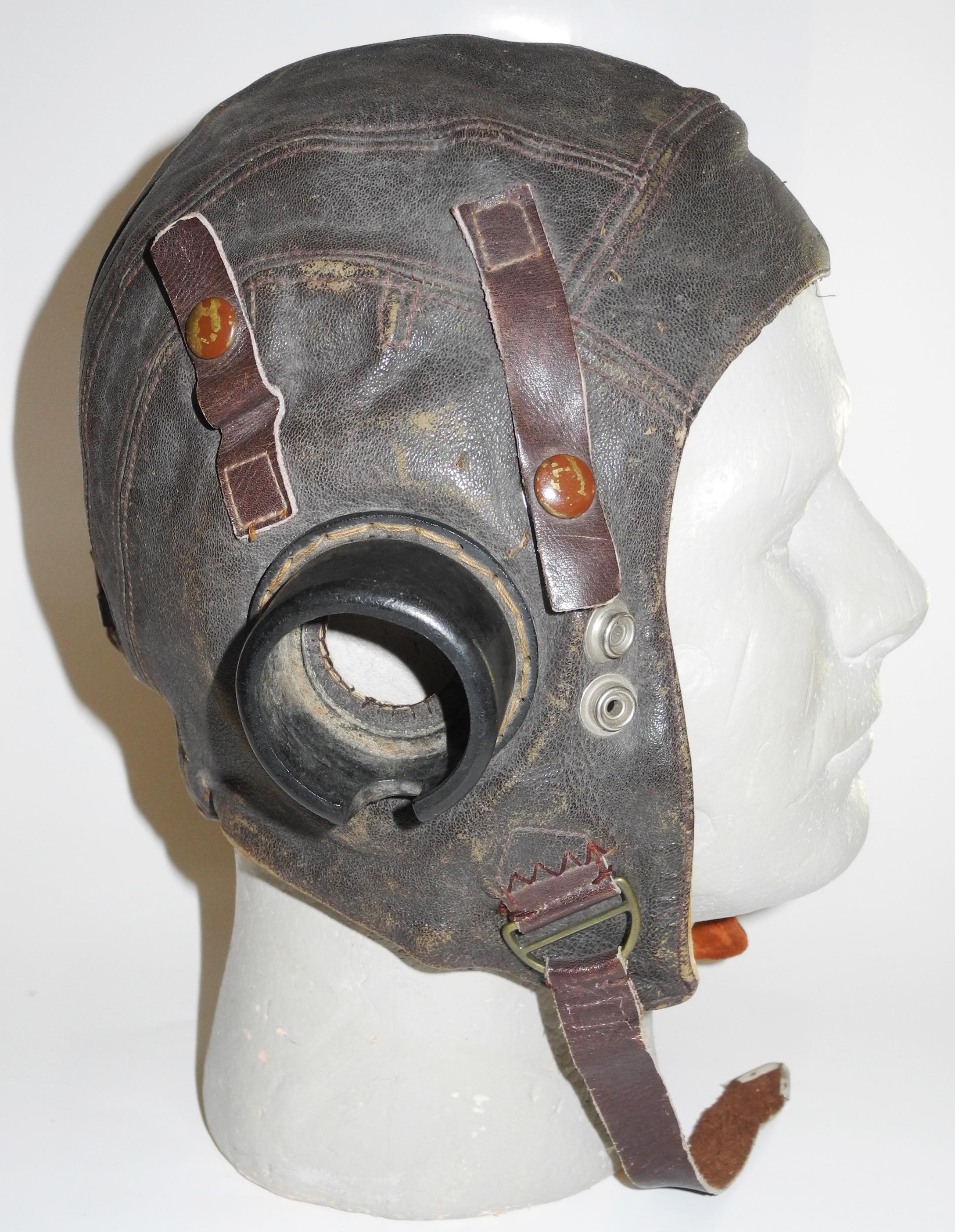 Early RAF Type C helmet